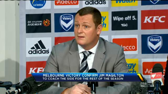 Victory appoint new coach