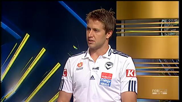 Leijer excited for new boss