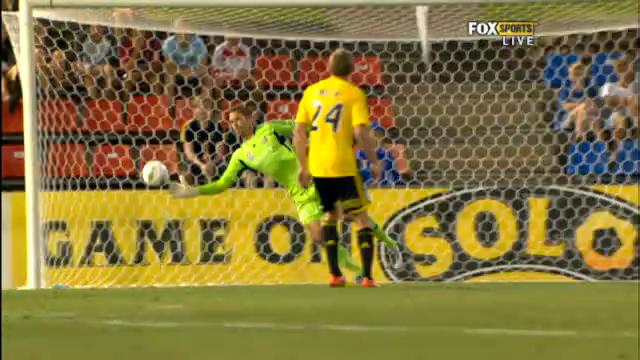 A-League saves of week 16