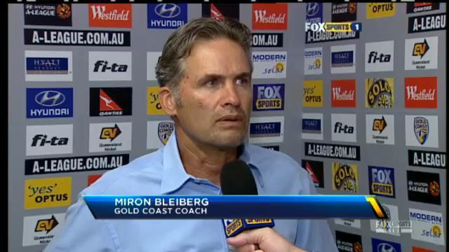 Bleiberg happy to postpone
