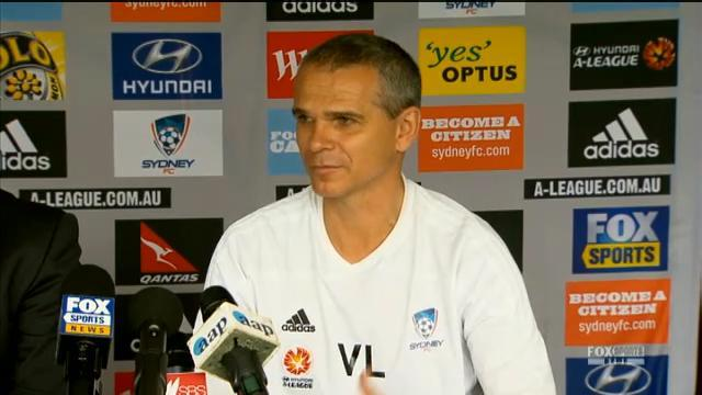 Lavicka to leave Sydney FC