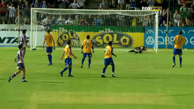 A-League saves of week 18