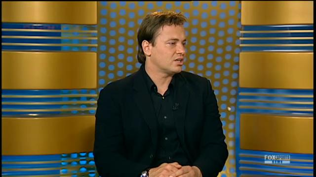 Bosnich unhappy with Palmer