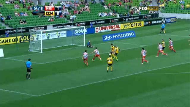 A-League saves of week 21