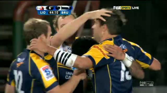 LIO v BRU: match highlights