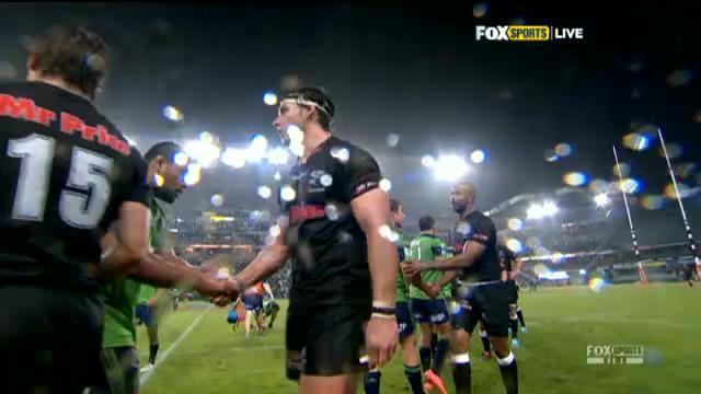 SHA v HIG: match highlights