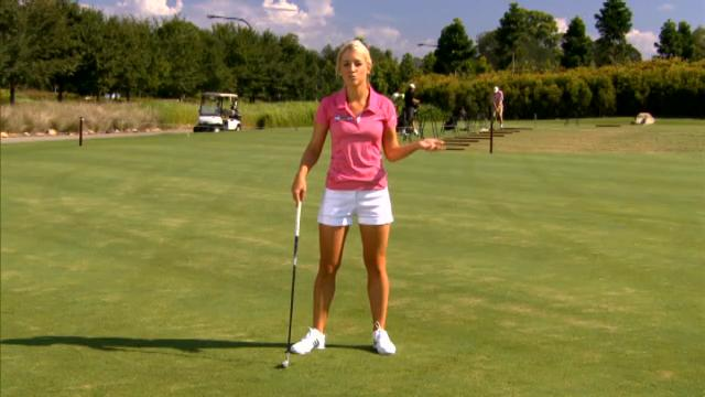 Swing tips for the ladies