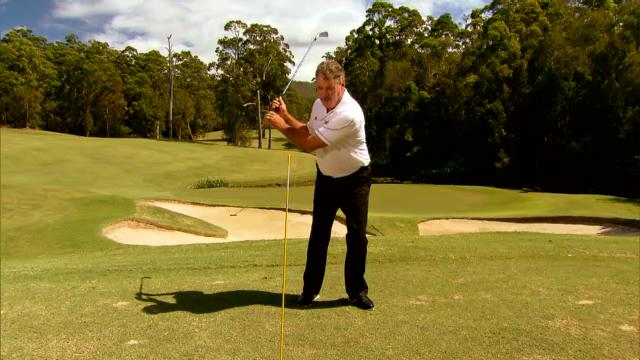 Improving your down-swing