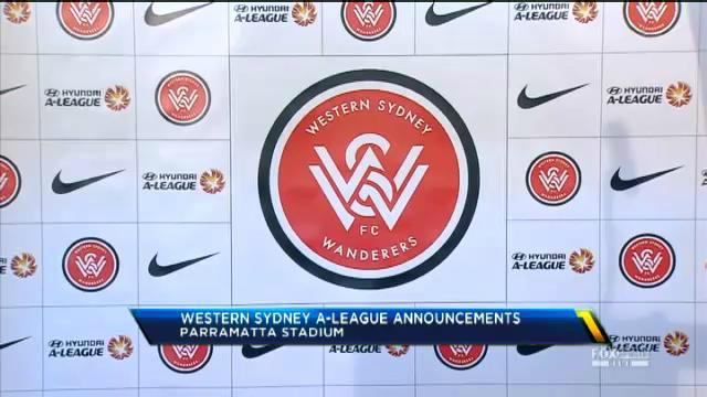 Western Sydney name and logo