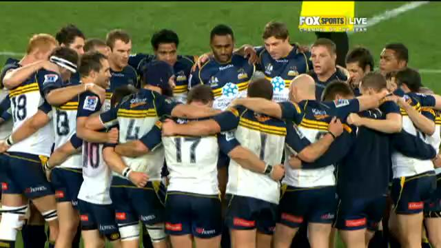 WAR v BRU: match highlights