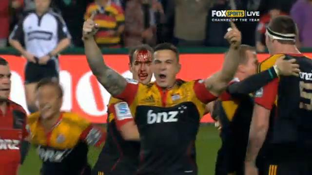 Chiefs into final