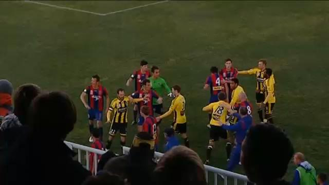 FFA to decide action on brawl