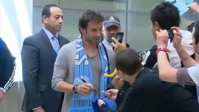 Del Piero needs to integrate