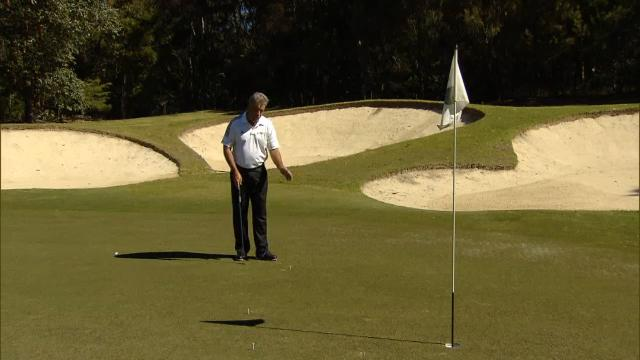 Getting your putt right