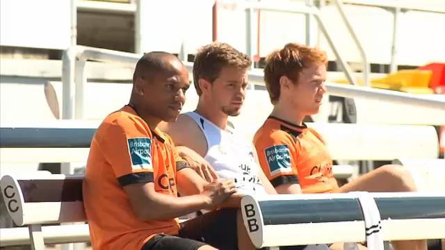 Injury woes for Brisbane