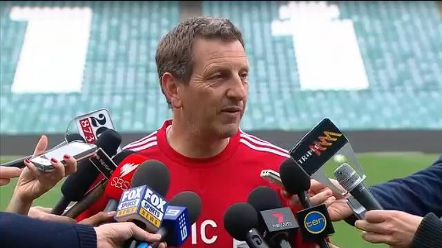 Sydney focus on improving