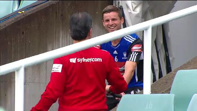 Culina joins Sydney FC