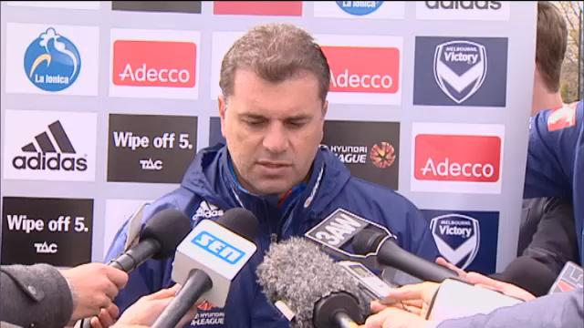Ange slams comments