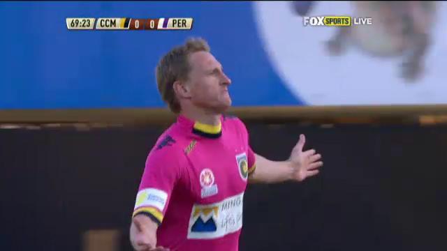 CCM v PER: match highlights
