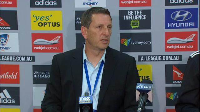 SYD press conference