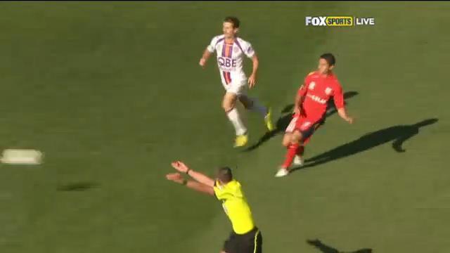 ADL v PER: match highlights