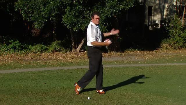 The Golf Show Gadget