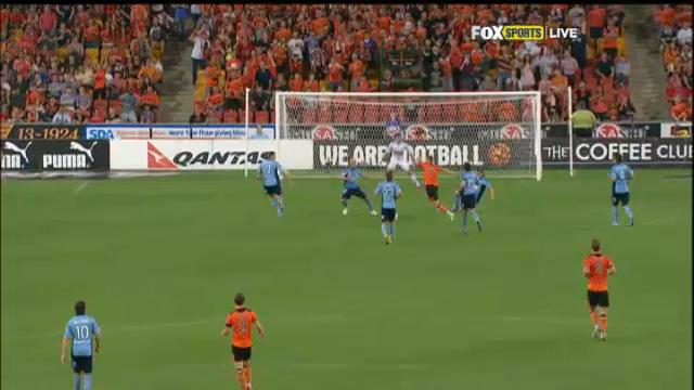 BRI v SYD: match highlights
