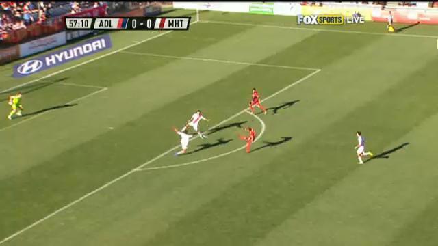 ADE v MHT: match highlights