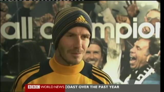 Beckham coy on next move