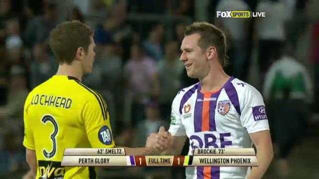 PER v WEL match highlights