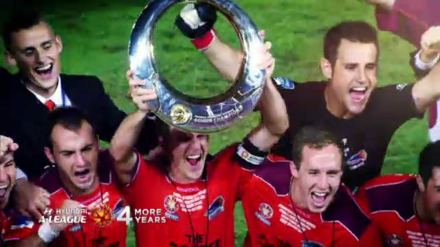 A-League: Four more years