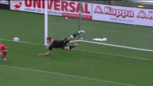 Bozza's save of the week