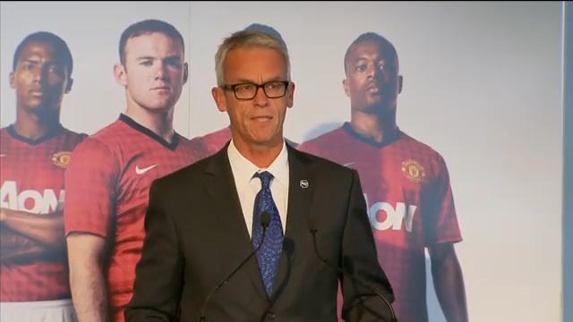 Man Utd return to Australia