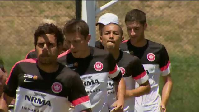 Reds next for Wanderers