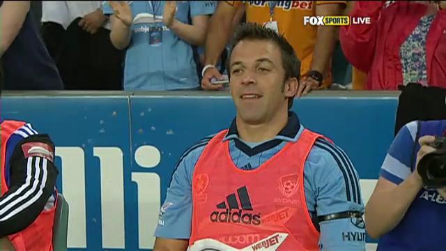McFlynn on Del Piero future