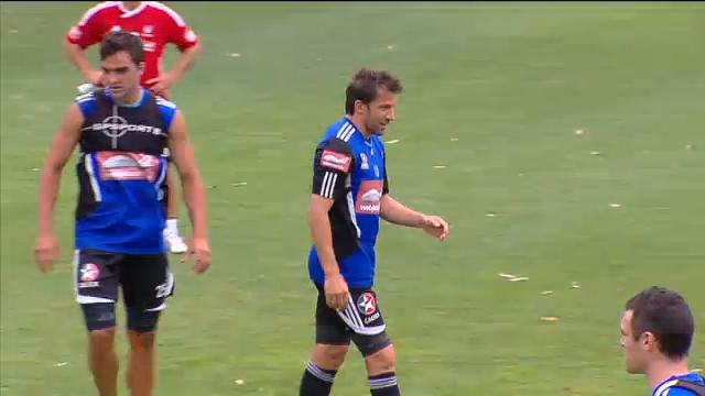 Del Piero on target