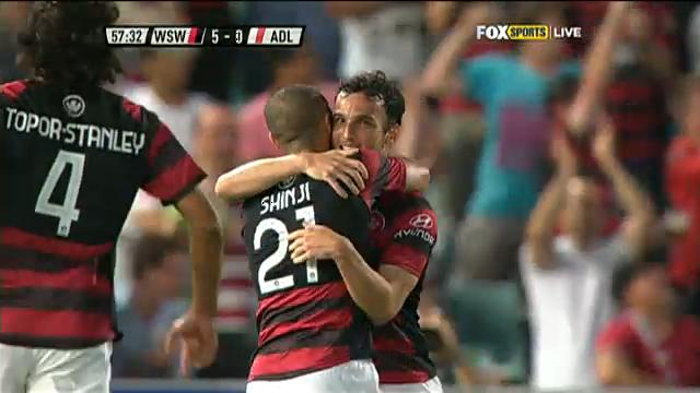 WSW v ADE match highlights