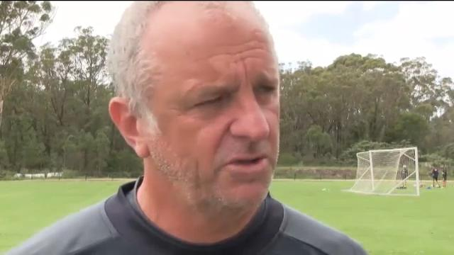 Mariners wary of Sydney FC
