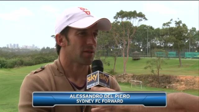 'I'm staying at Sydney FC'