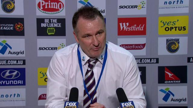 PER press conference