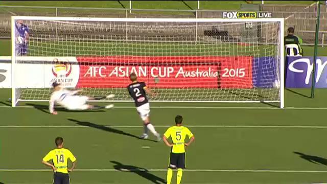 MVC v CCM: match highlights