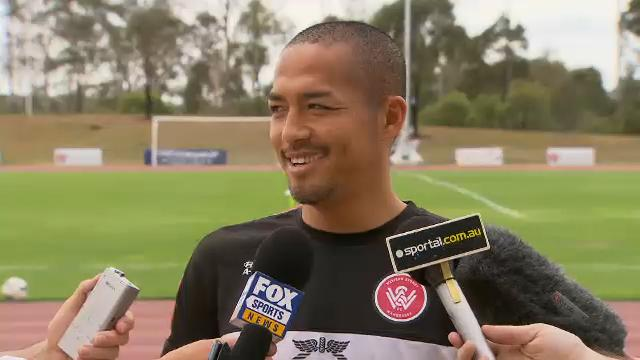 Ono loving life in the West