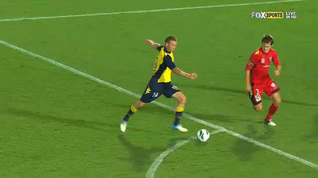 CCM v ADL: match highlights