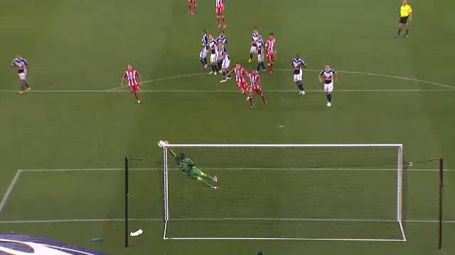 Save of the week: Nathan Coe