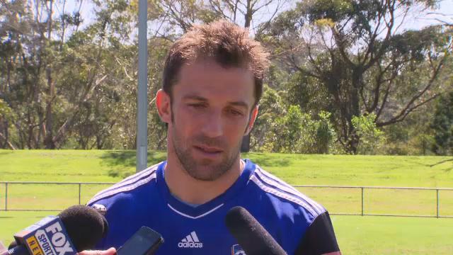 It's not only Aus: Del Piero
