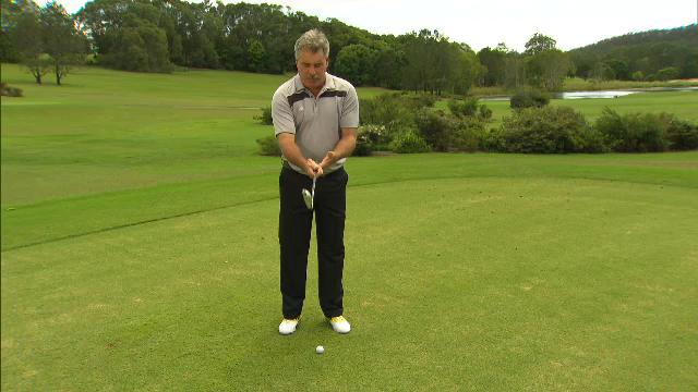 Tip: golf swing