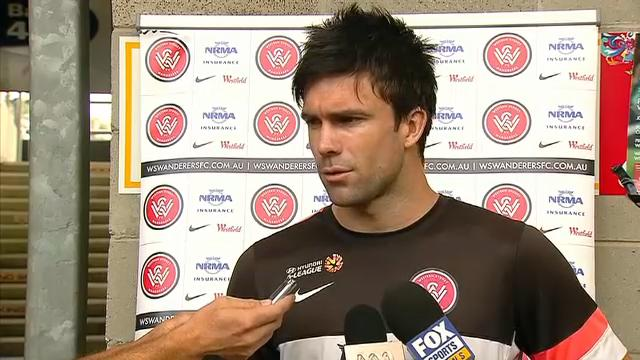 WSW expecting stern test