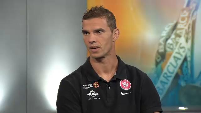 Wanderers 'riding the wave'