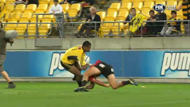 HUR v CRU: match highlights