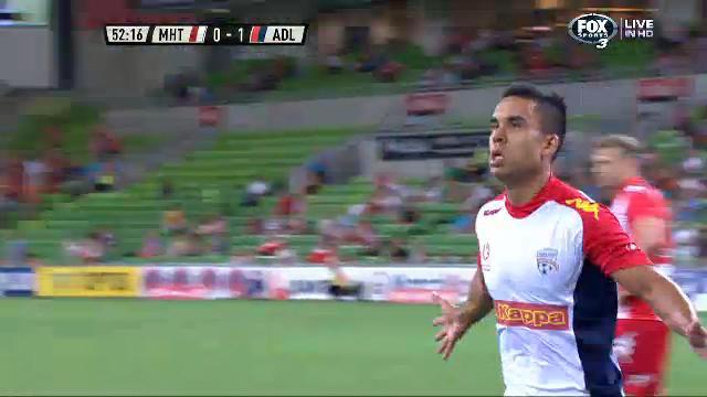 MHT v ADL: match highlights
